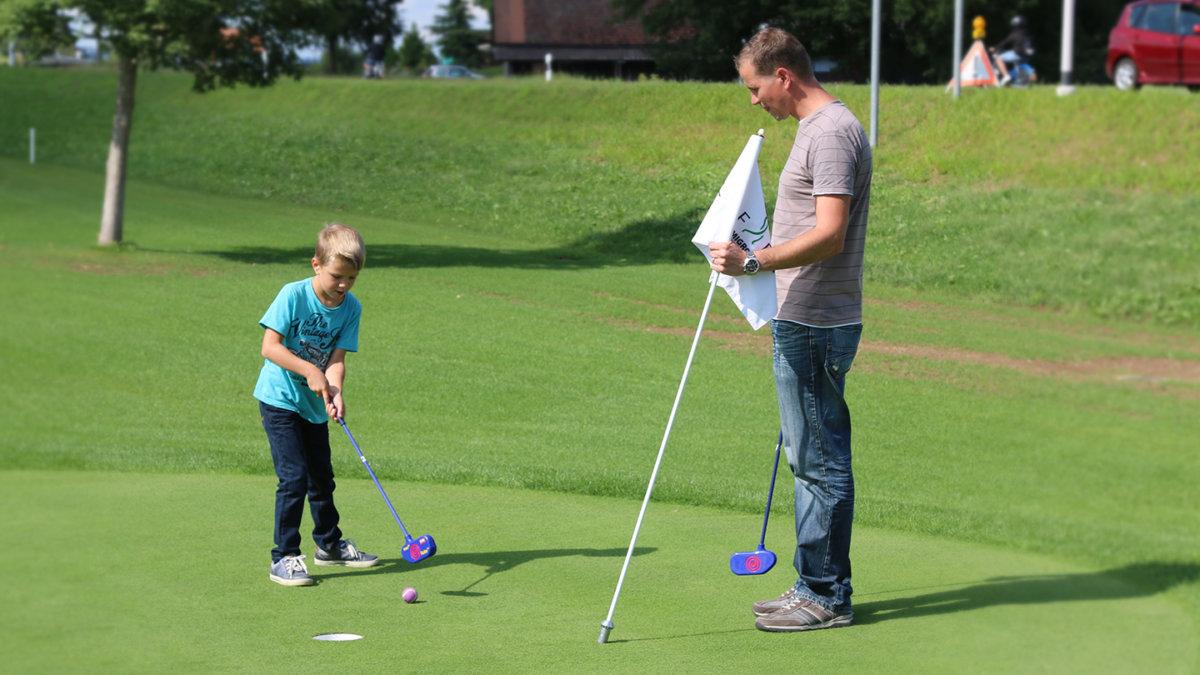 Golferlebnis für alle