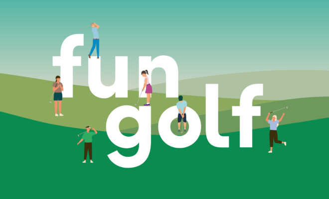 FunGolf - Golfspass für alle!